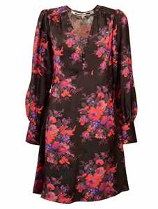 Picture of Mcq | Floral Printed Dress