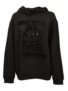 Picture of Mcq | Logo Hoodie