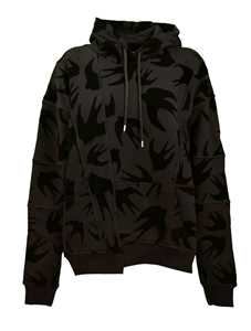 Picture of Mcq | Egonomic Hoodie Sweatshirt