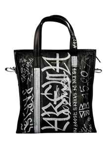 Picture of Balenciaga | Bazar Shopper S Graffiti