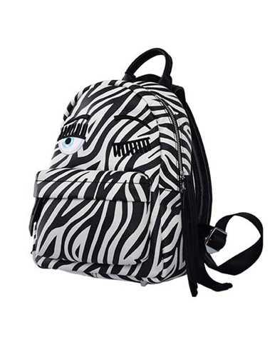 Picture of Chiara Ferragni | Mini Zebra Backpack