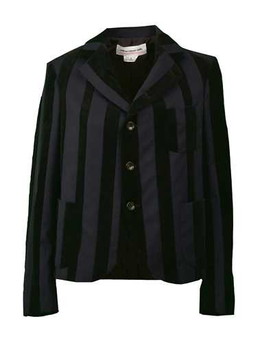 Picture of Comme Girl | Striped Blazer