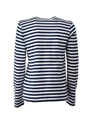 Picture of Comme Girl | Striped Longsleeved T-Shirt