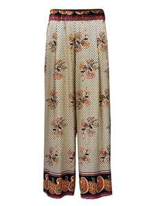 Picture of Forte_Forte | Printed Culottes