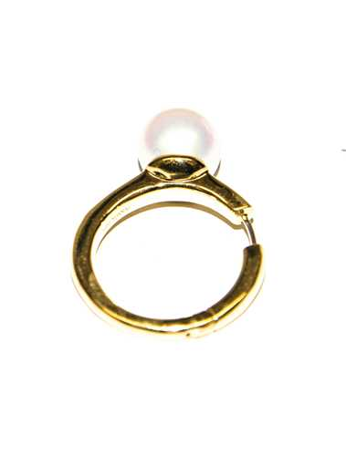 Picture of Ambush | Pearl Ring Earring