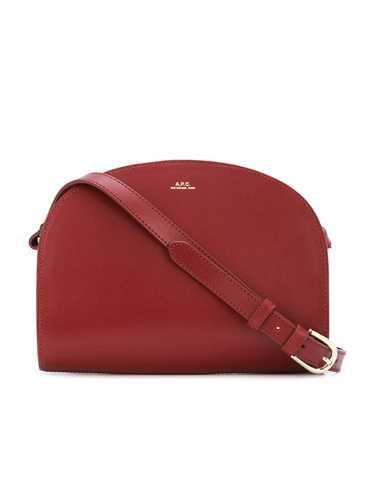 Picture of A.P.C. | Demi Lune Crossbody Bag