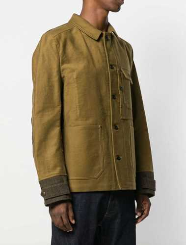 Picture of Junya Watanabe Man | Contrast Plaid Jacket