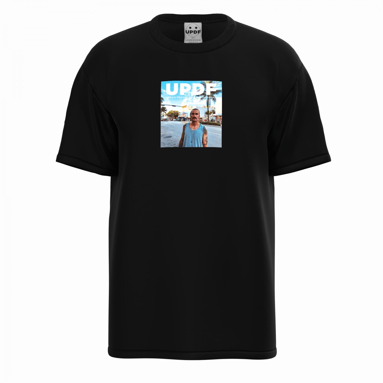 Picture of Updf | Black Ara Tee