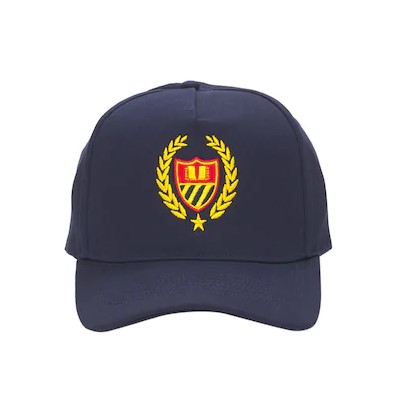 Picture of Bel Air Athletics | Cotton Academy Crest Dad Baseball Hat