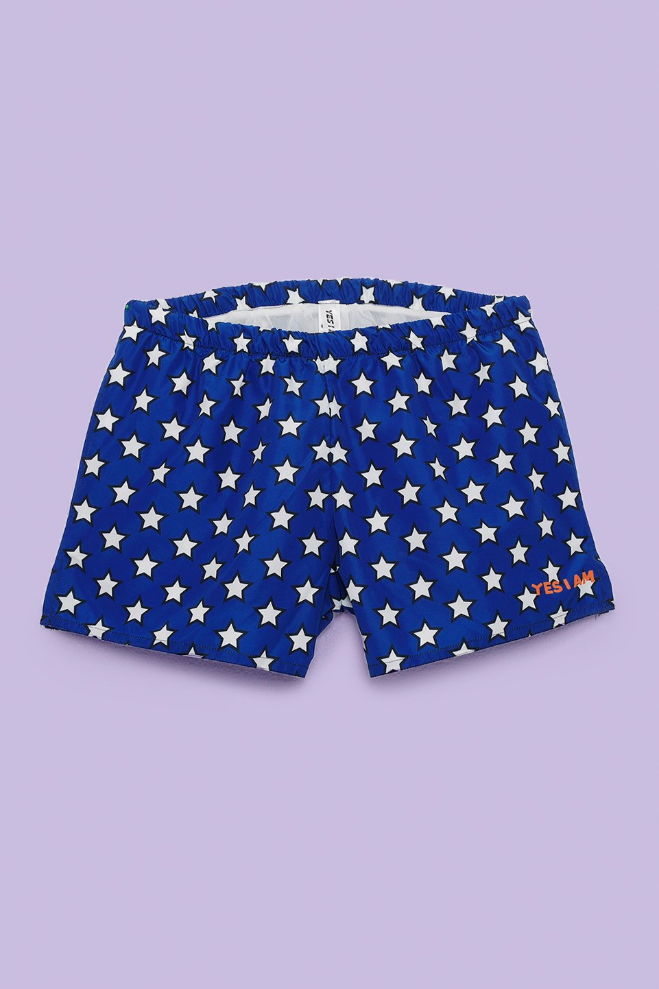 Picture of Yesiam | Shorts Blue Stars