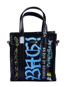 Picture of Balenciaga | Bazar Shopper Xxs Graffiti