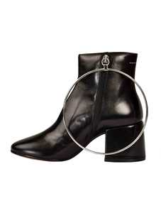 Picture of Mm6   Ring Ankle Boots