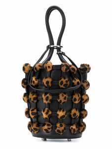 Picture of Alexander Wang | Roxy Cage Bucket Bag