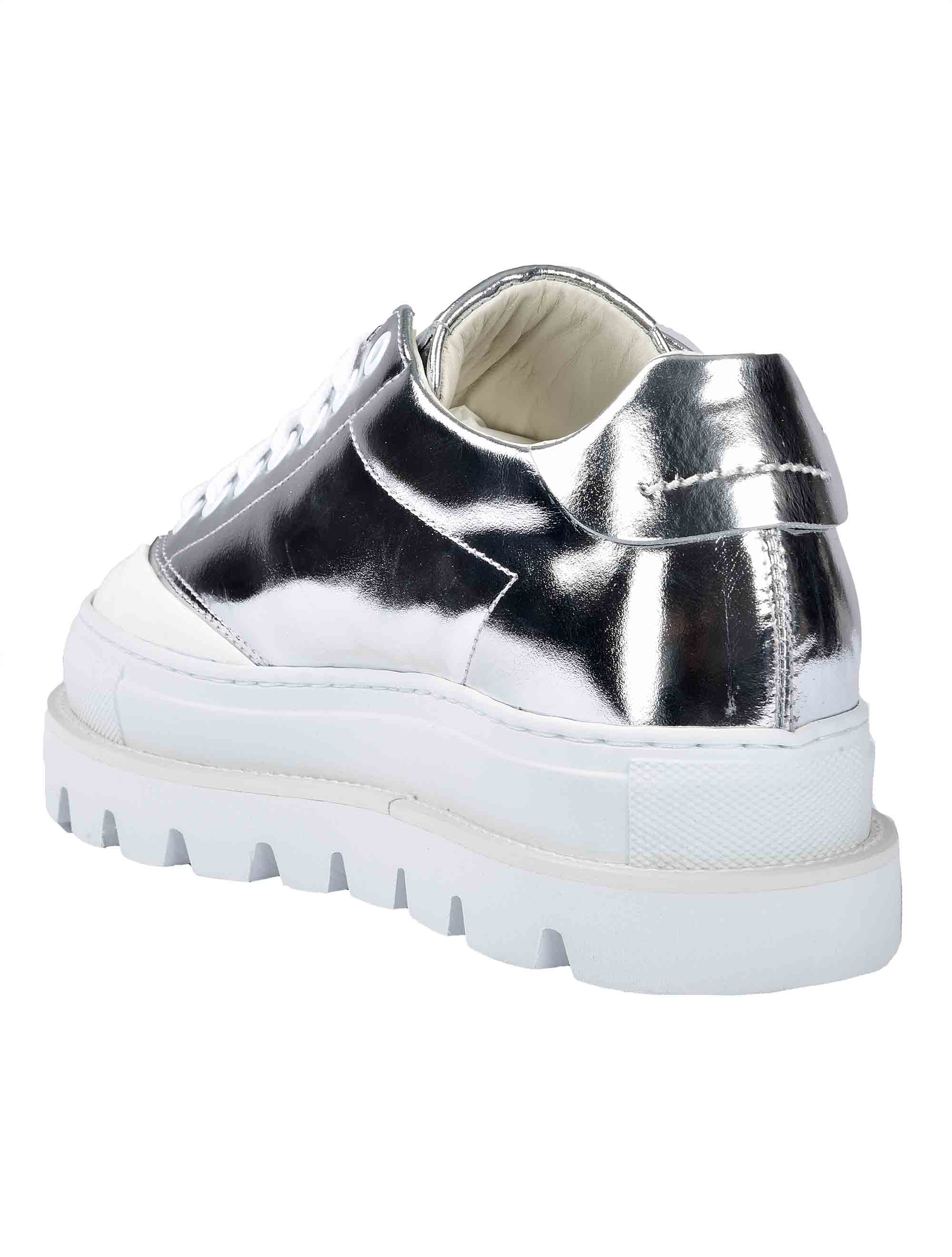 Picture of Mm6 | Ridged Platform Sneakers