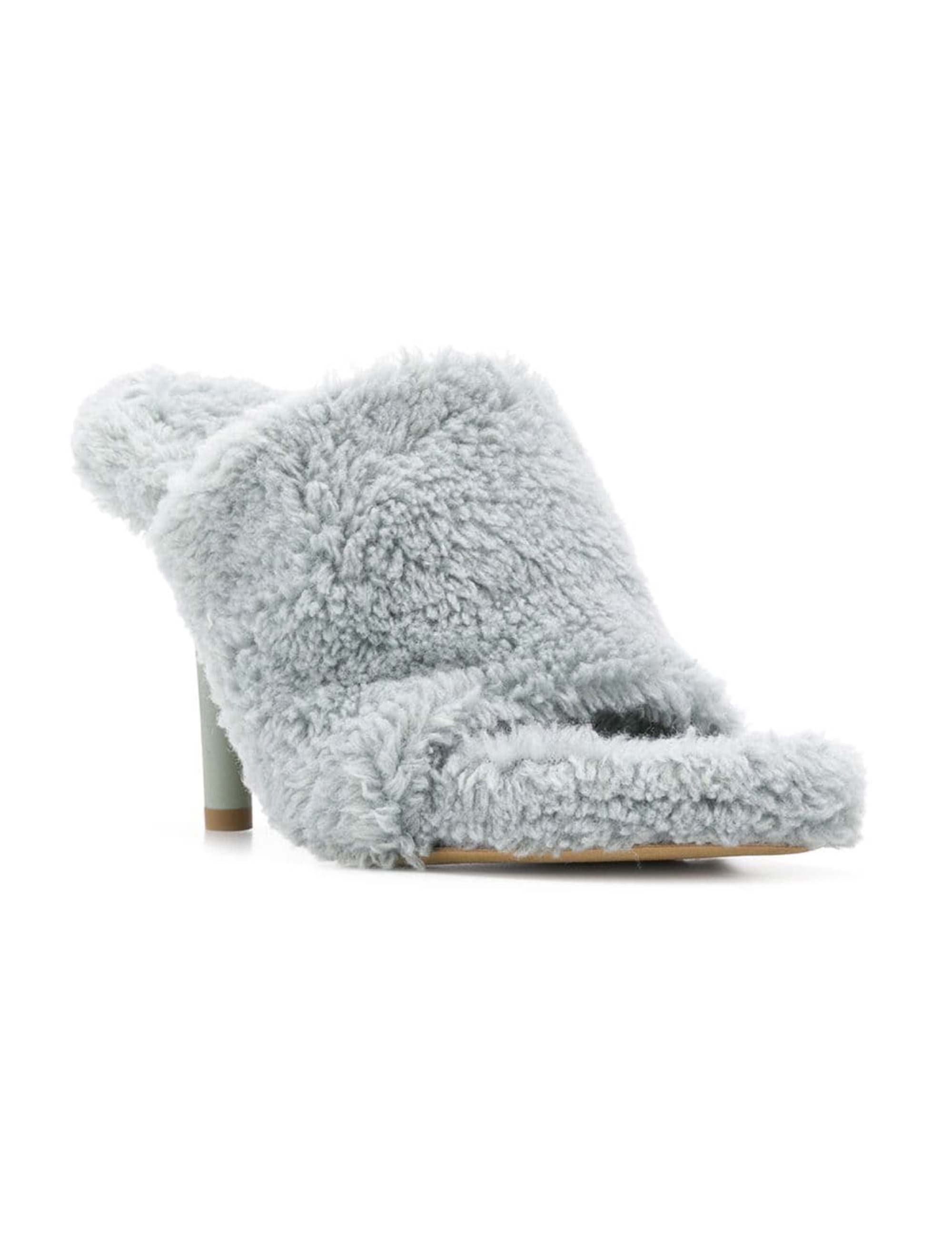 Picture of Yeezy | Eco Fur Sandals