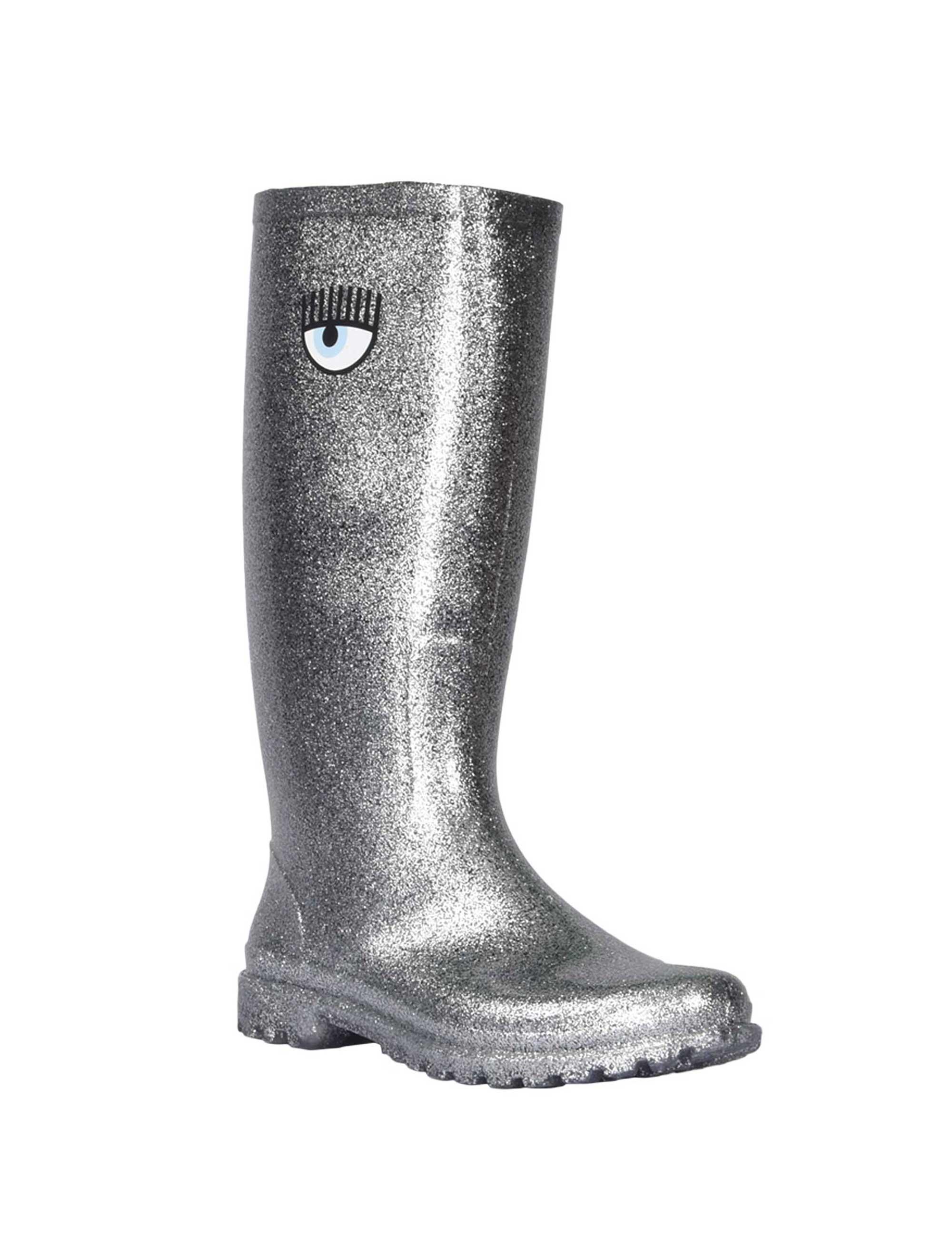 Picture of Chiara Ferragni | Glitter Wellington Boots