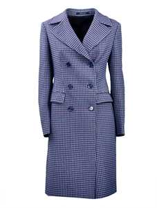 Picture of Tagliatore   Double Breasted Coat