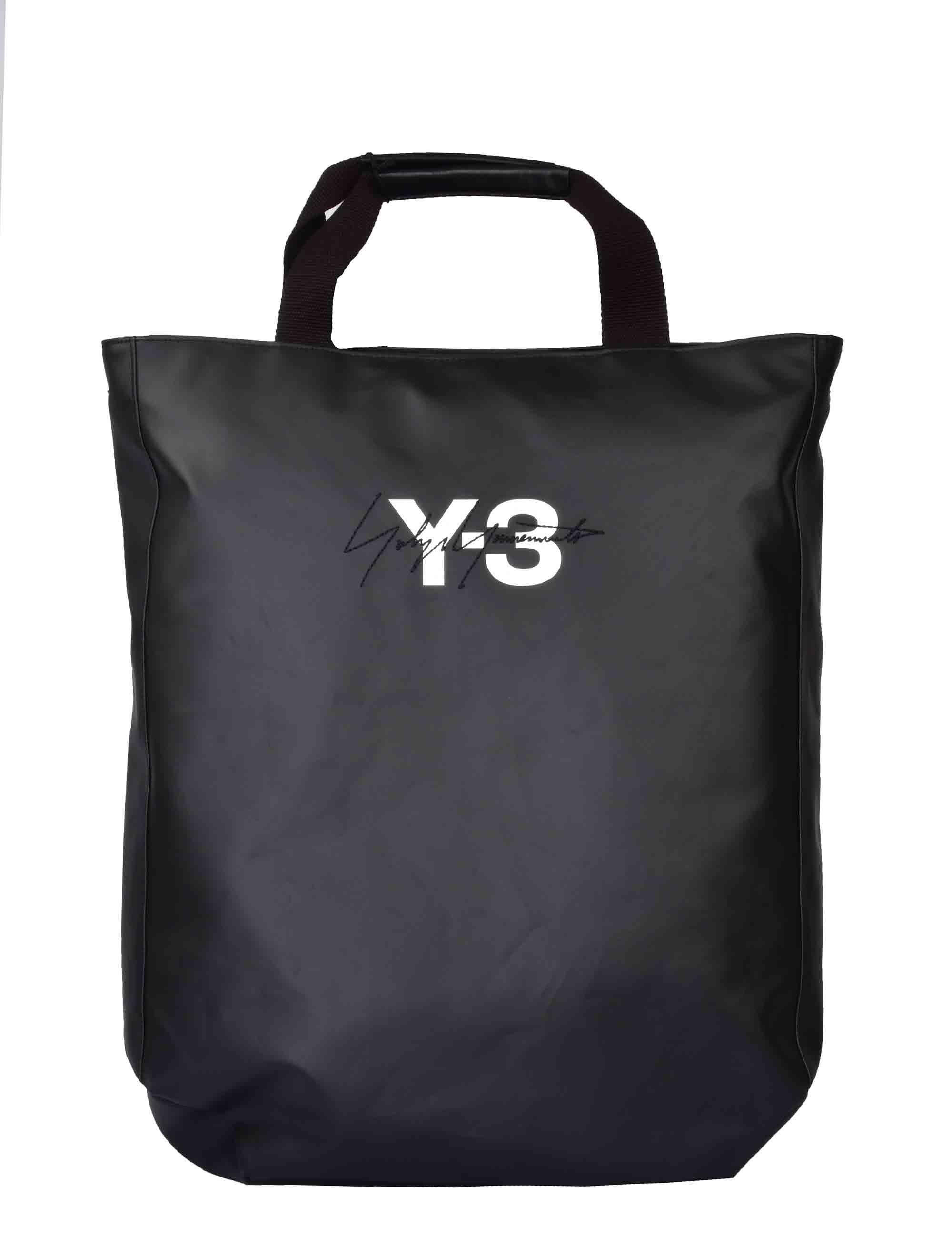 Mimma Ninni – Luxury and Fashion Shopping. Adidas Y-3 Logo Tote Bag ... 6bfdd242b5ebe