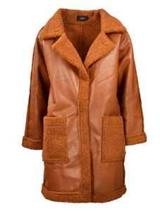 Picture of Tpn   Eco Fur Jacket
