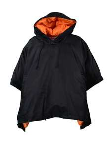 Picture of Comme Comme | Short-Sleeve Hooded Jacket