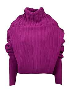 Picture of Unravel Project | Turtleneck Cropped Sweater
